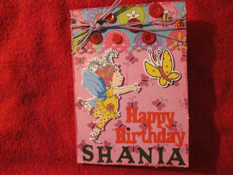 Shania BDC