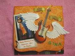 Gina B-Card