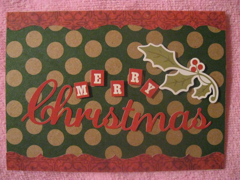 Operation Write Home-Christmas 2012