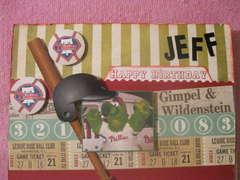 Jeff Birthday Card