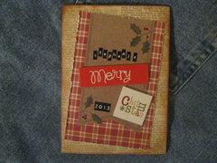 Stephanie Christmas Card
