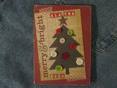 Alayna Christmas Card