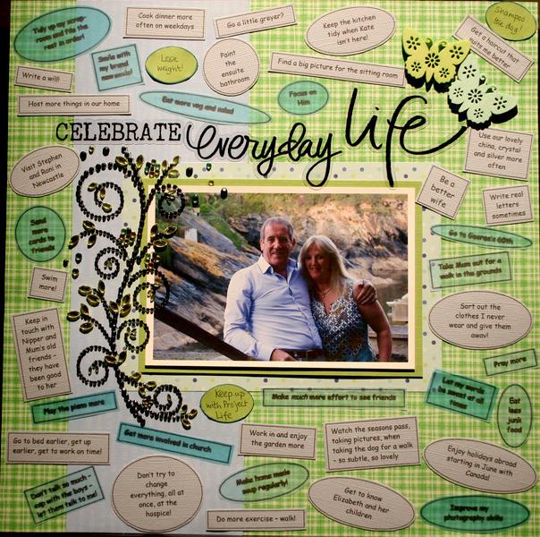 Celebrate everyday life