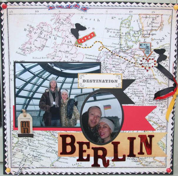 Destination Berlin!