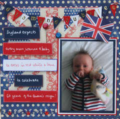 Jubilee Baby