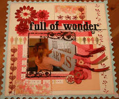 Full of wonder
