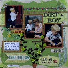 Dirt + Boy