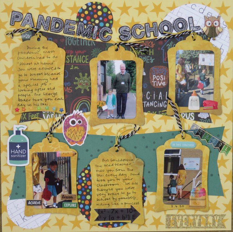Pandemic school