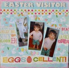 Easter Visitor