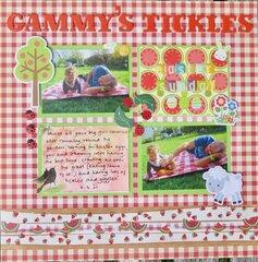 Gammy's tickles