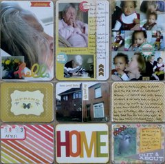Project Life week 18