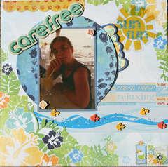Ibiza Beach p1 - carefree