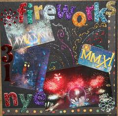 NYE - fireworks