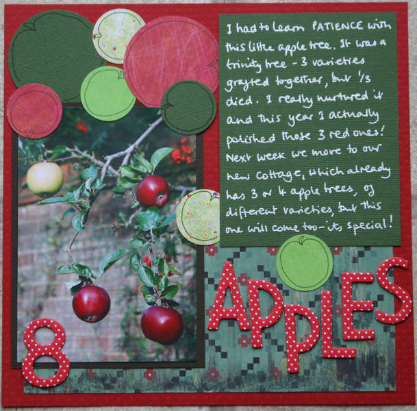 Learn Something New Every Day - Apples!