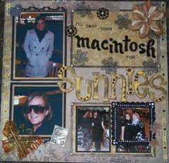 Swap your macintosh for sunnies!