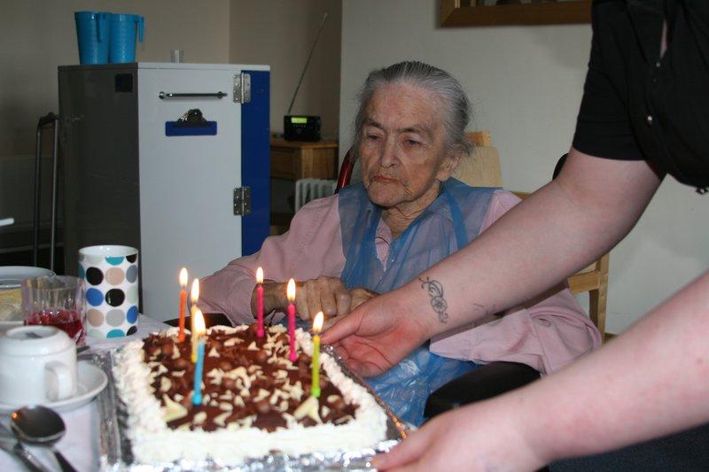 Mum's birthday