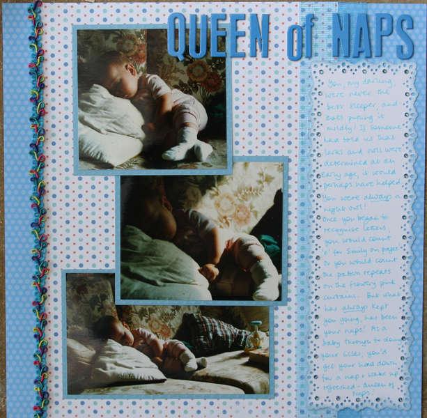 Queen of Naps