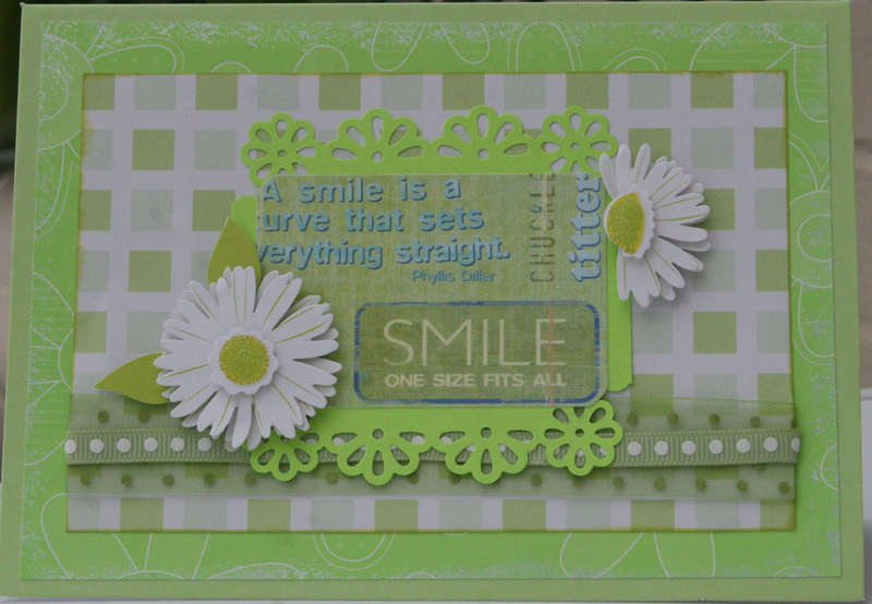 Smile card!