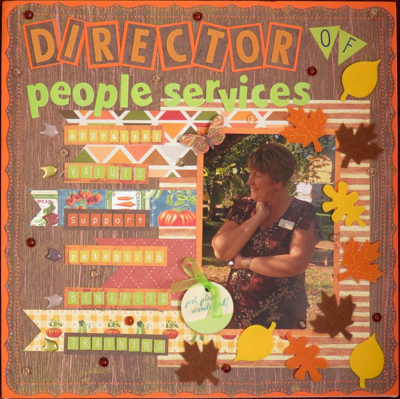 Director of People Services