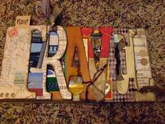 Travel Altered Word Album cover