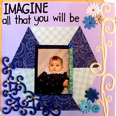 Imagine all that you will be
