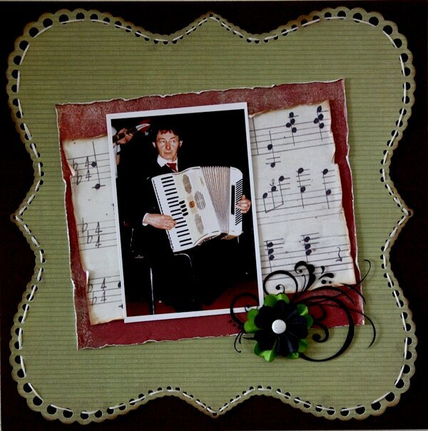 You and your accordion
