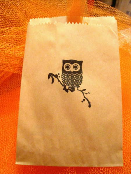 Kraft Paper Gift Tag Pocket