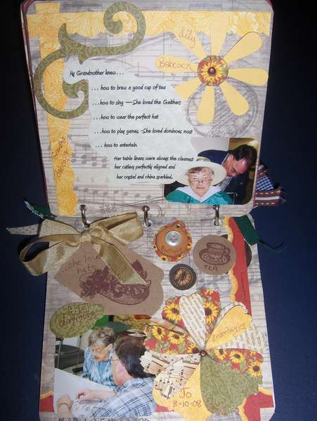 FS circle journal Grandma Knew