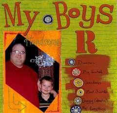 My Boys R
