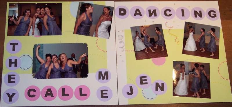 Dancing Jen