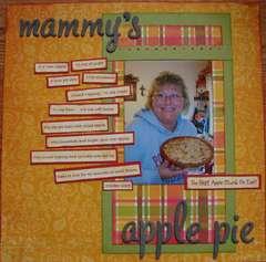 Mammy's Apple Pie
