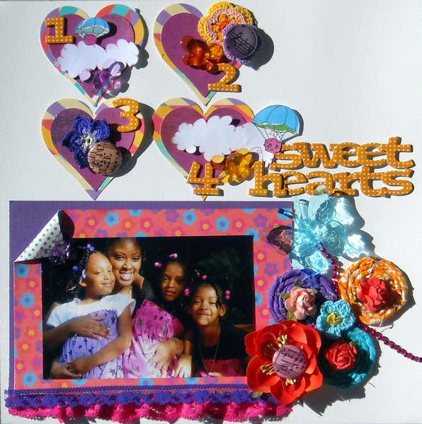 4 SWEETHEARTS