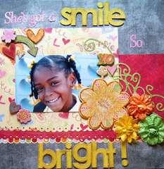 SMILE SO BRIGHT
