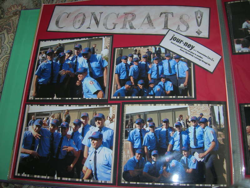 Fire Academy Graduation Side 1