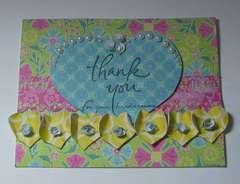 Thank You/Gallery Idol 2010