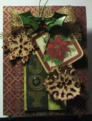 Holiday Tag Card