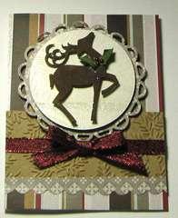 Glitzy Reindeer