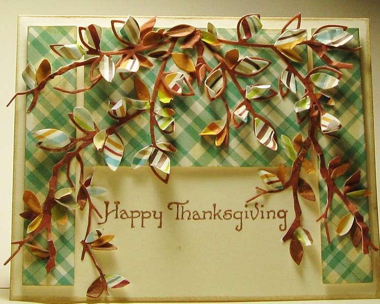 Thanksgivin Card