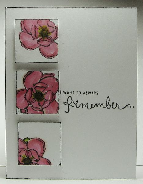 Always remember.....