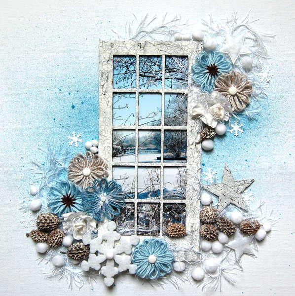 winter layout *Dusty Attic*