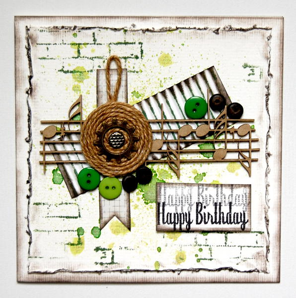 card *Dusty Attic*