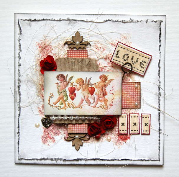 love -card- *Dusty Attic*
