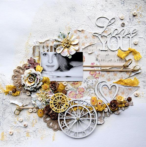 love you *Pion Design/Imaginarium Designs*