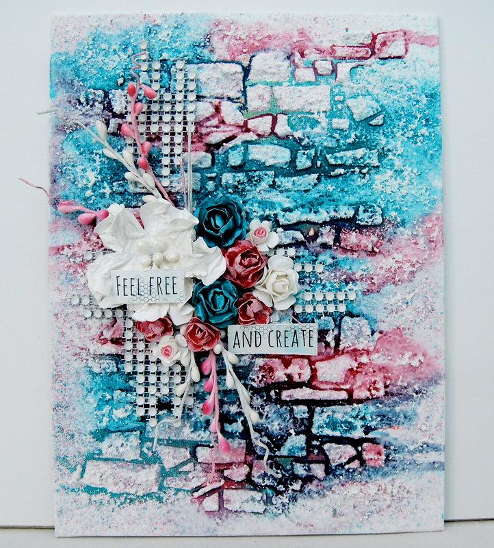 feel free and create *13 arts*
