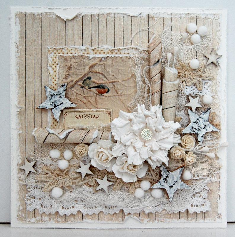 winter card *Pion Design*
