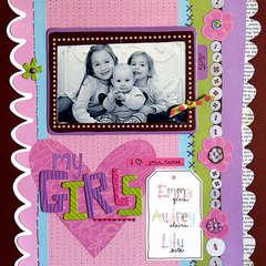 My Girls **New Love, Elsie Claire**