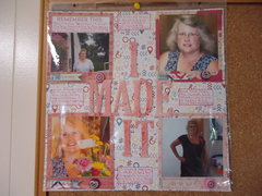 I Made It- August Multi Picture Challenge