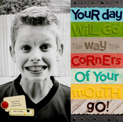 Corners of Your Mouth