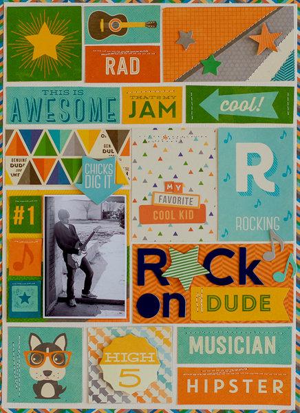 Rock On Dude