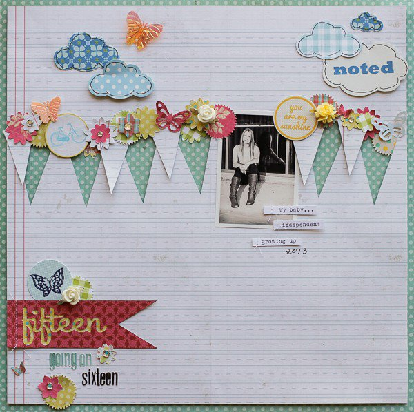 Fifteen Going on Sixteen ***Lily Bee***
